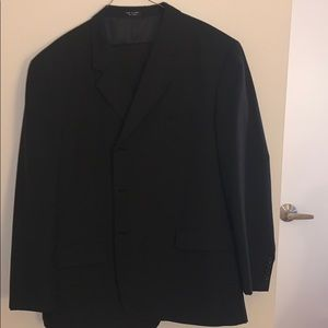 Other - MENS PIN STRIPE 3 BUTON SUIT PANTS INCLUDED